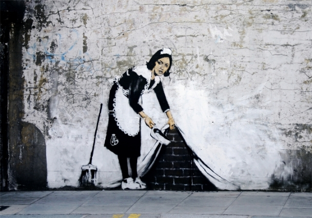 banksy-french-maid